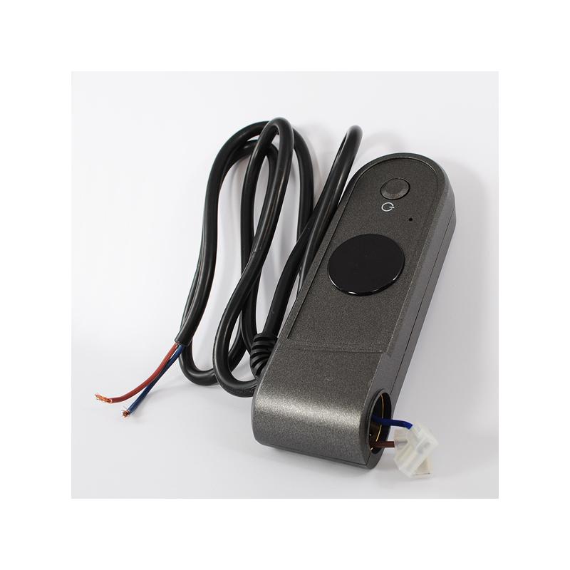 Thermostat IR Anthracite