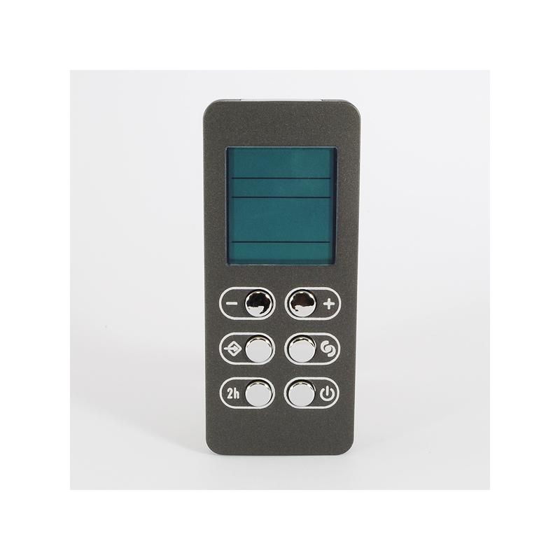 Telecommande SLIM 2 anthracite