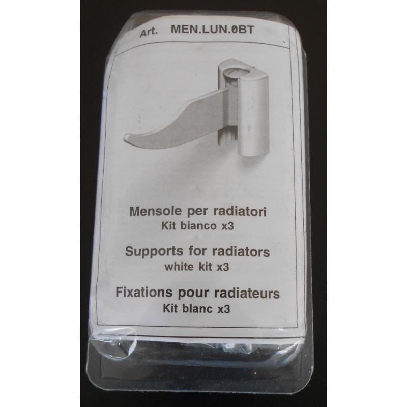 KIT fixation radiateur Galbe SEC